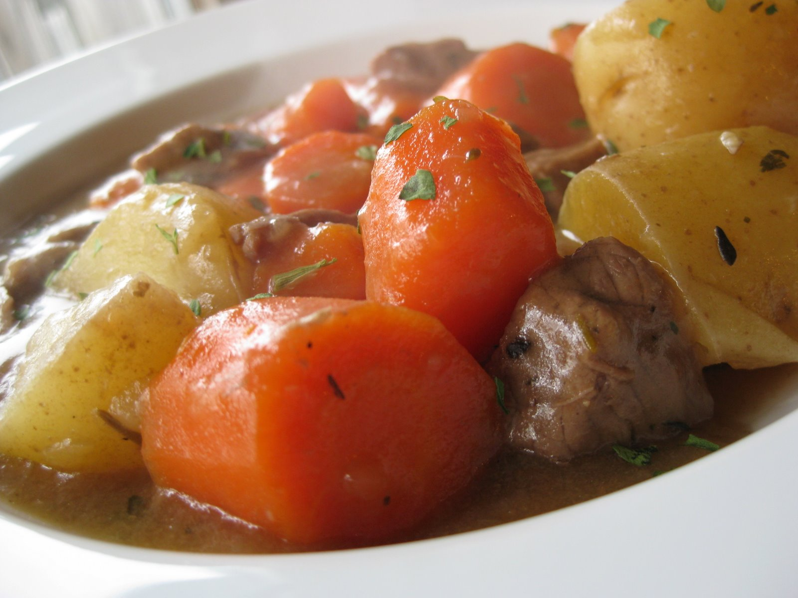 Irish Lamb Stew | A Hint of Honey